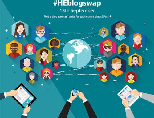 #HEblogswap – Find a blog partner, write for each other's blog and post – 13th September